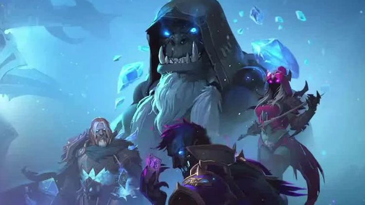 Knights of the Frozen Throne Expansion – Hearthstone